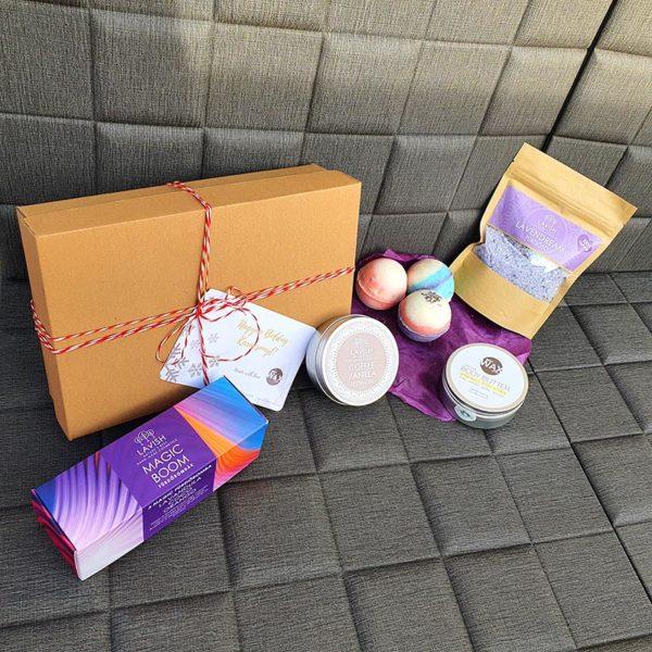 nagy karácsonyi csomag bestwax